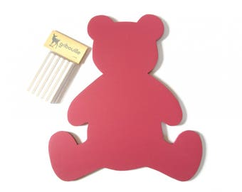 Red bear slate