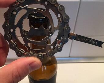 The bottle opener dad!
