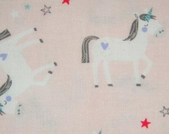 Princess Unicorn, Little Princess, Fantasy Fabric by Michael Miller