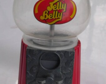 Small Jelly Belly Candy dispenser.