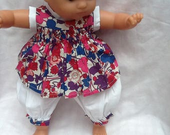 Red Blue Boxford Liberty set, 36 cm doll clothing