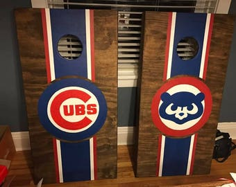 Personalized Corn hole games