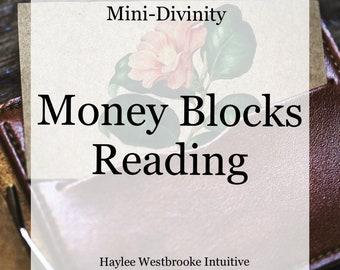 Psychic Money Reading // Mini-Divinity MINI Money Reading