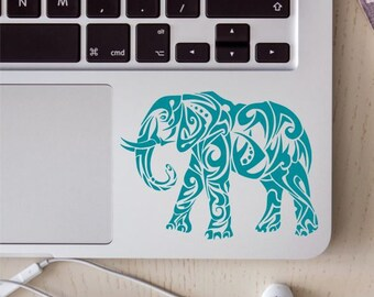 elephant decal, elephant car decal, elephant sticker, elephant, yeti decal, laptop sticker, vinyl decal,  car decal, gift for her, bestie