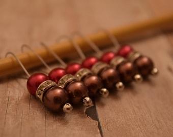 Diamonds and Pearls Stitch Maker Set Chocolate Covered Cherries