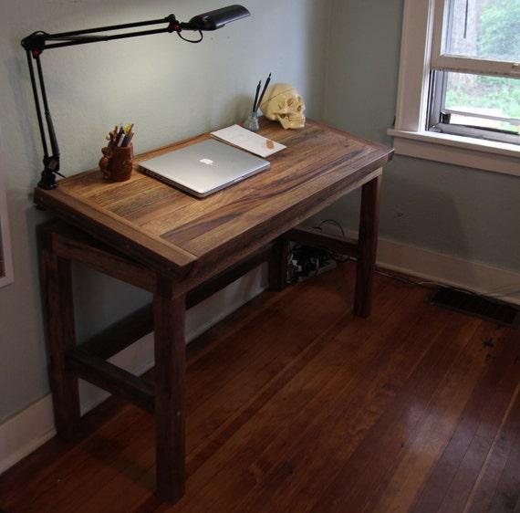 Adjustable Drafting Table Handmade With Reclaimed Wood FREE