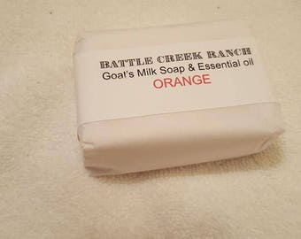 Standard Size Goats Milk Soap Bar