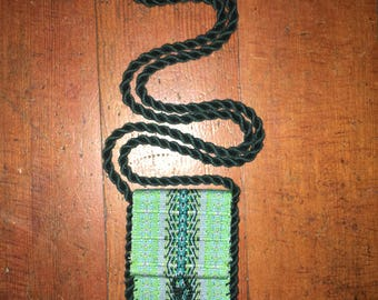 Handwoven Neck Pouch