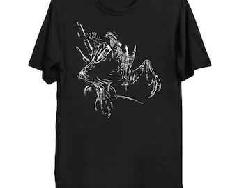 Xeno - Alien - Tee - T-Shirt - Shirt