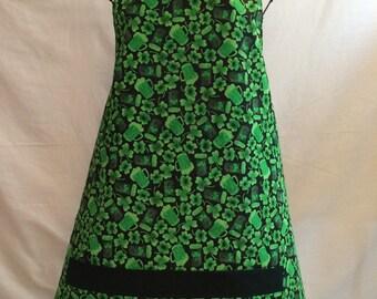 St Patricks Day full apron