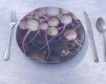 Turnip Plate