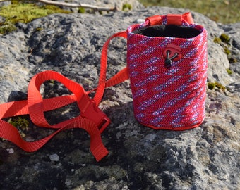 Red Candy Chalk Bag