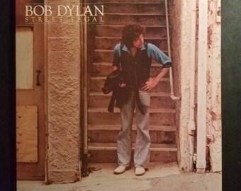 Street-Legal Bob Dylan 1978 Columbia LP JC 35453