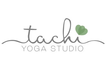 Pre-Made Logo Ready to Add Your Company Name - Style: Tachi - 2 colours