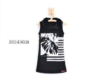 Sport Dress - Girl - Tropical