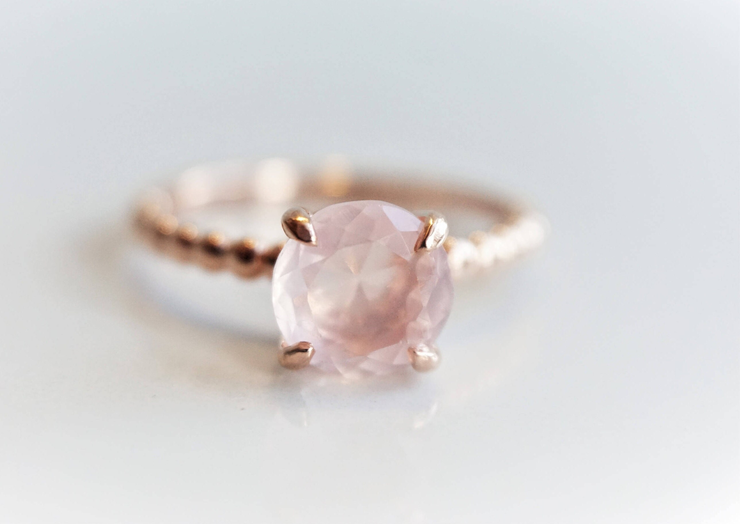 rose herkimer bohemian indie and solid gold jewellery gypsy quartz ring jewelry diamond festival harper products rings jewels
