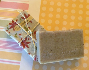 Handmade Soap | Natural Soap | Artisan Soap | Homemade Soap | Twilight Mist Soap |  2 Bars | Gift for Her | Handcrafted Soap | Guest Soap