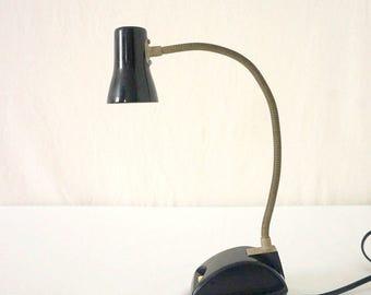 Vintage Goose Neck Office Student Desk Lamp