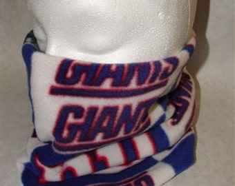 NY Giants Fleece Neck Warmer
