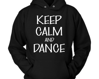 Dance hoodie. Cute and funny gift idea