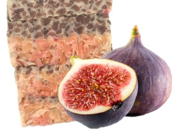 Spotted Fig Soap