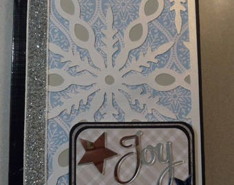Joy of Winter Christmas Envelope Mini Album