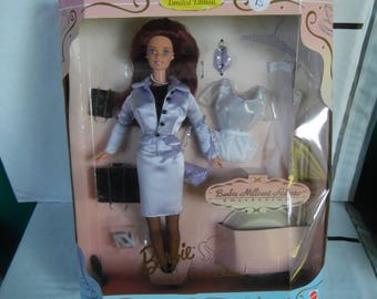 Mattel Barbie Millicent Roberts Perfectly Suited Doll Limited Edition
