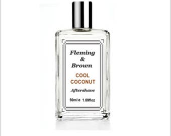 Cool Coconut Aftershave