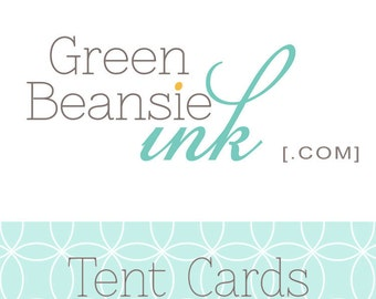 Tent Cards for any Package Design