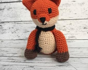Meadow the Fox, Ready to Ship