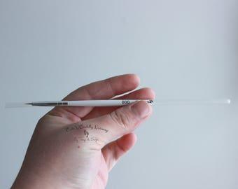Round Detail Brush - Small - 0