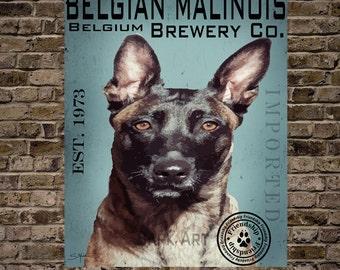 Belgian Malinois Brewery