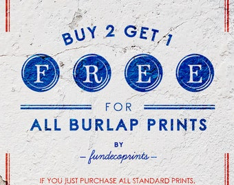 Buy 2 Prints, Get 3rd Print FOR FREE !!
