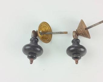 Set of 2 Vintage Drawer Pull