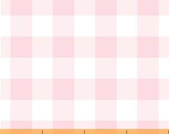 Check - Pale Pink by Windham Fabrics (29397-12) Cotton Fabric Yardage
