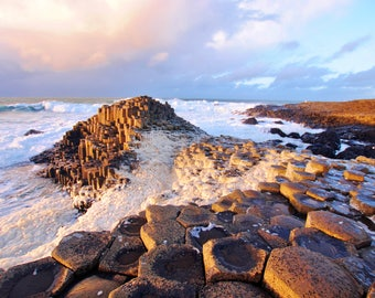 Travel Photography: Giants Causeway, Northern Ireland PRINT