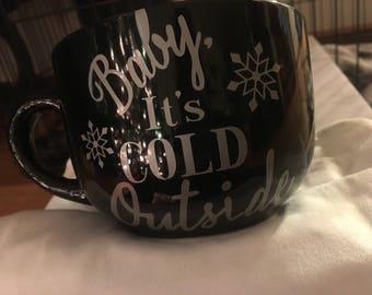 Personalized Mugs/Soup Mugs