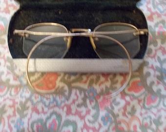 Tillyer vintage eyeglasses