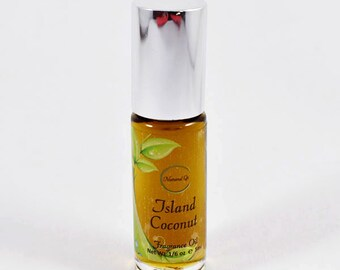 Island Coconut - All Natural Fragrance Oil