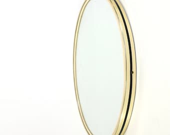 Little oval mirror,  France, 1960's.