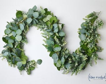 Eucalyptus Garland, Wedding Garland, Wedding Flowers, Greenery Garland, Wedding Backdrop, Greenery Backdrop, Photo Booth, Boho Wedding