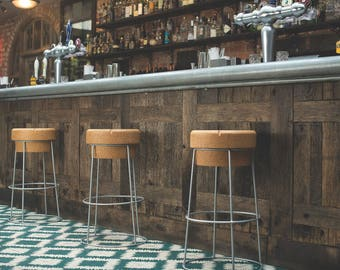 Tall Champagne Cork Bar/Breakfast Bar Stools 30% OFF