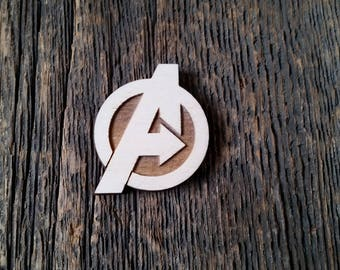 Avengers pins or magnets