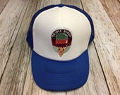 "Youth/Kids Trucker Hat- with ""Triple Scoop"" P..."
