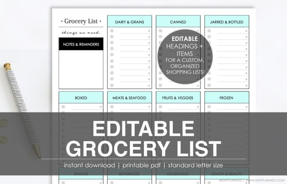 Grocery Database Download