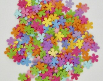 Itsy Bitsy Hand-punched Flower Confetti