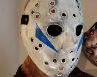 """FRIDAY THE 13TH Part 5 (""""Roy"""") Jason Voorhees Mask"""