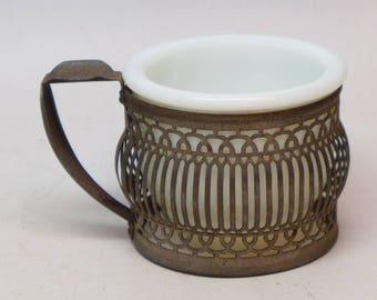 Vintage Shaving Mug - Vintage Shaving Cup - Victorian Shaving Mug