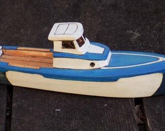 PATROL: toy boat