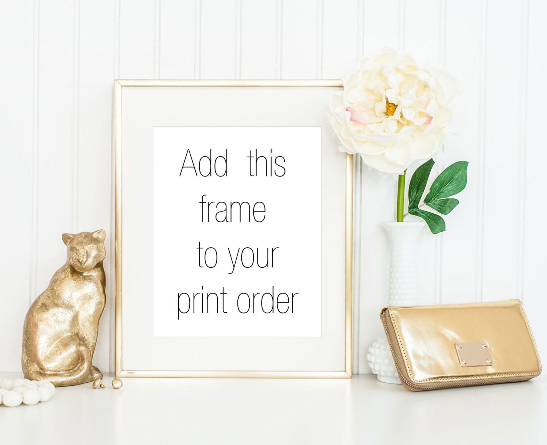 8x10 gold frame 11x14 gold frame 5x7 gold frame thin zoom jeuxipadfo Image collections